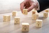 Bloky pro koncept řízené zákazníkem vztah
