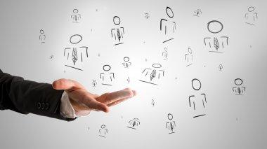 Customer managed relationship concept