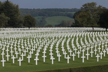 Thousands of American Lives, Henri-Chapelle American Cemetery and Memorial