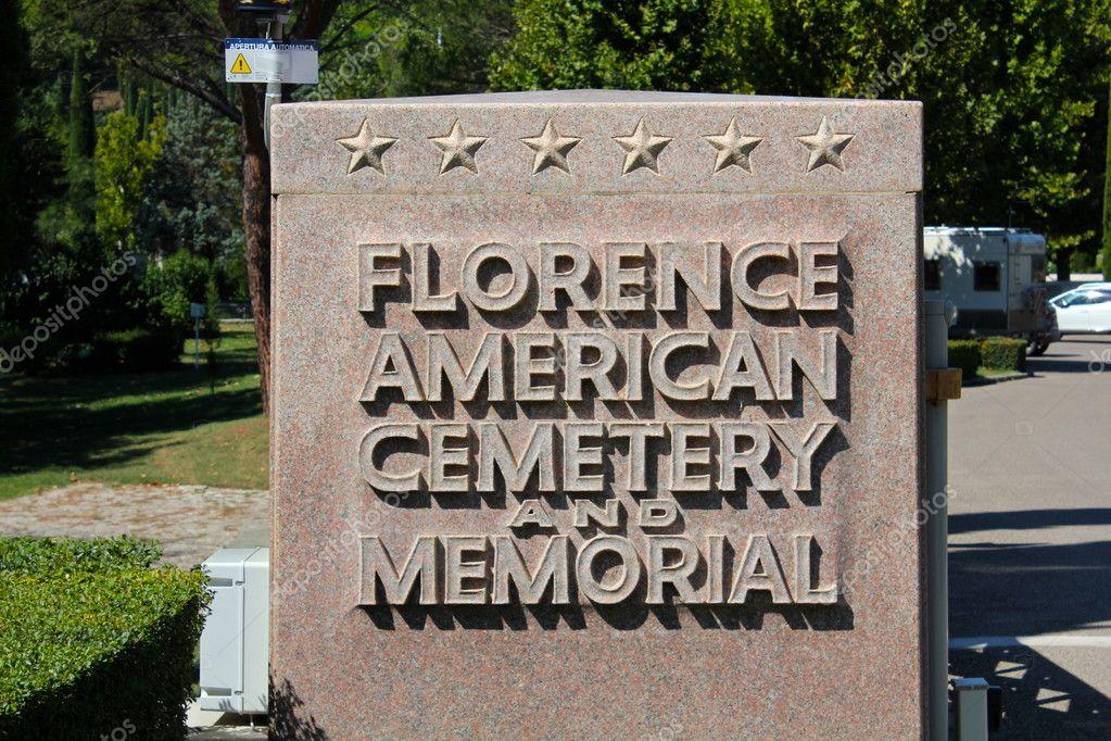 Resultado de imagem para Cemitério e Memorial Americano de Florença
