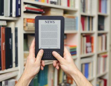 A e-book reader