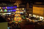 Fotografie Weihnachtsmarkt in Fulda, Deutschland