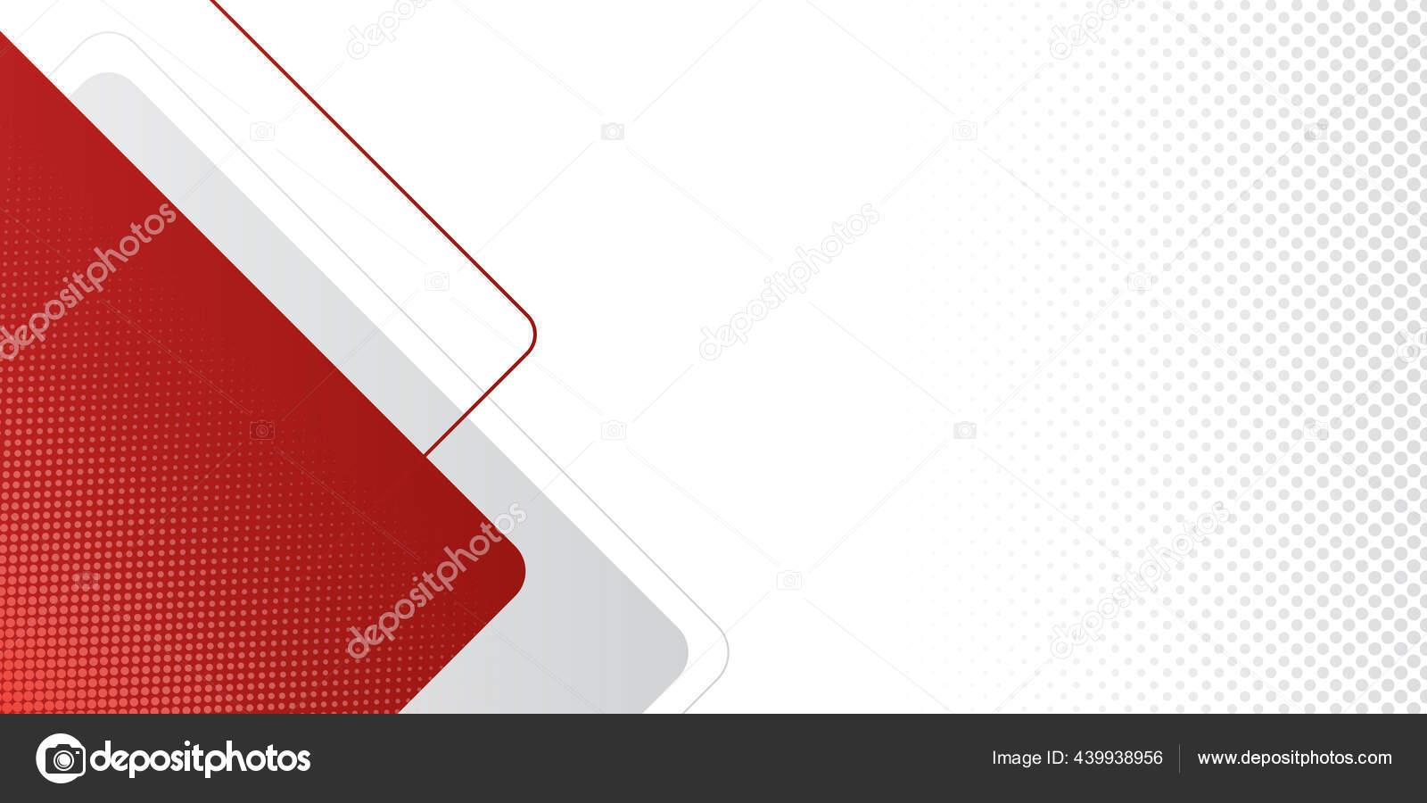 Latar Belakang Merah Dan Putih Abstrak Vector Illustration Desain Abstrak —  Stok Vektor © Salmanalfa #439938956