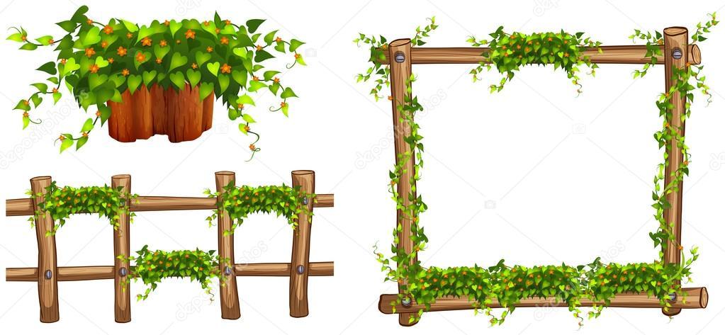 Blueringmedia 102740290 - Marcos para plantas ...