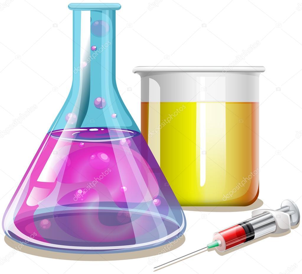 que es un vaso de precipitado en quimica