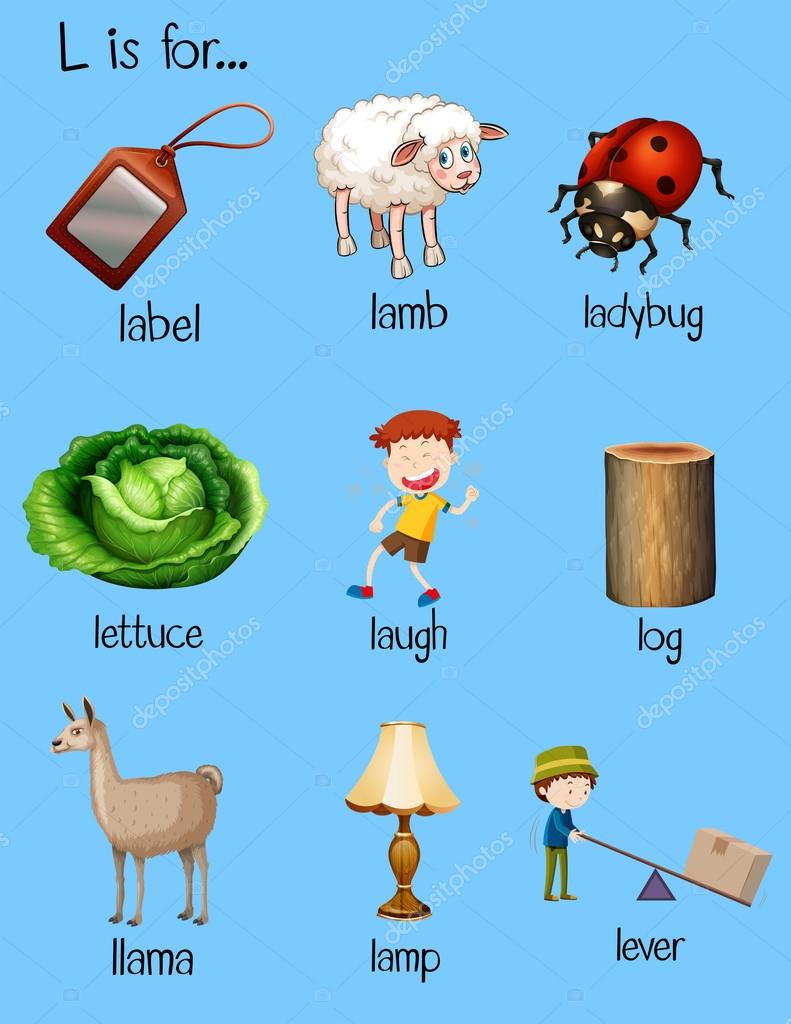 Letter Words Beginning With Lo