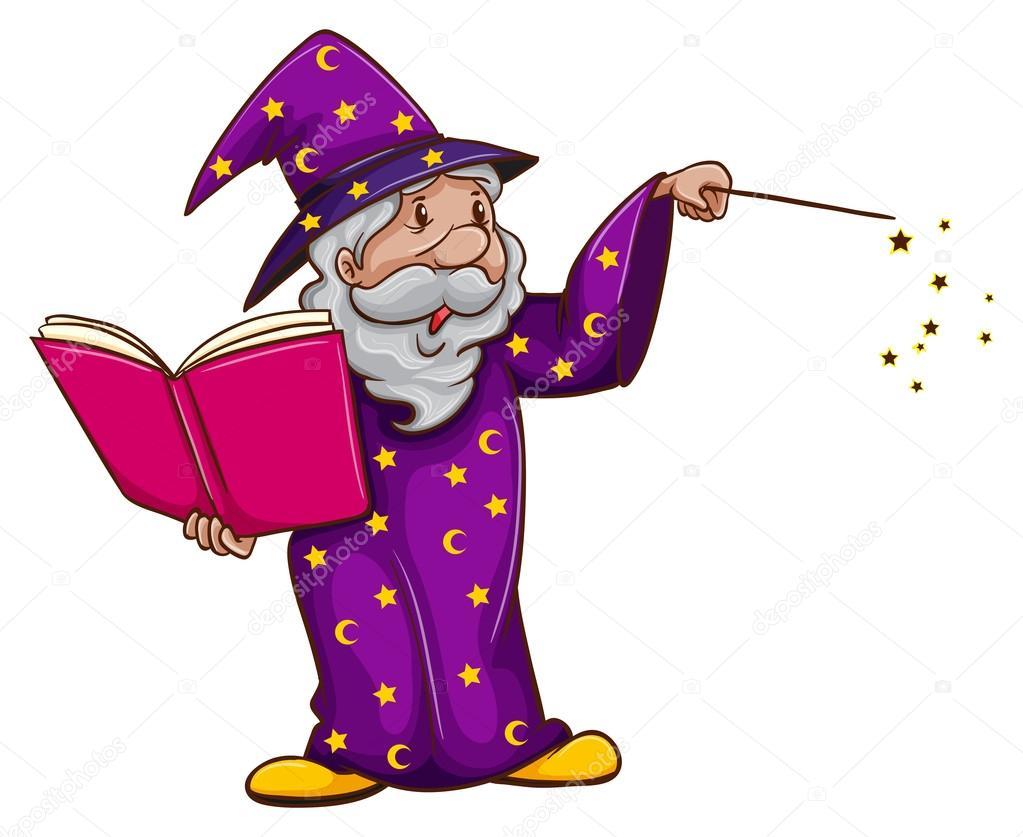 Картинка волшебники магия мультяшные
