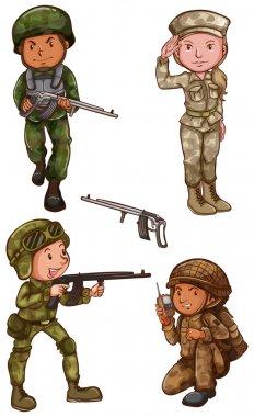 Brave officers