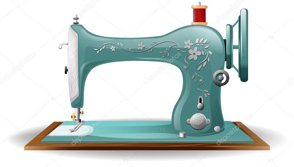 m u00e1quina de costura vetores de stock  u00a9 blueringmedia sewing machine clip art rent sewing machine clip art rent