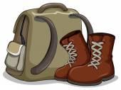 Kemp tašky a boty
