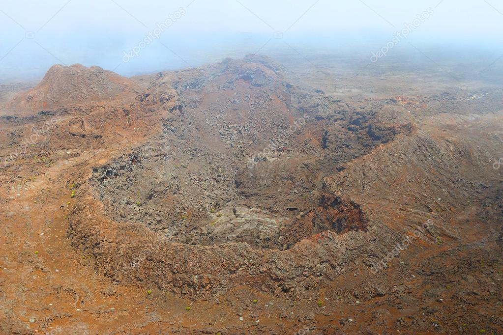 Piton de la Fournaise (Peak of the Furnace)