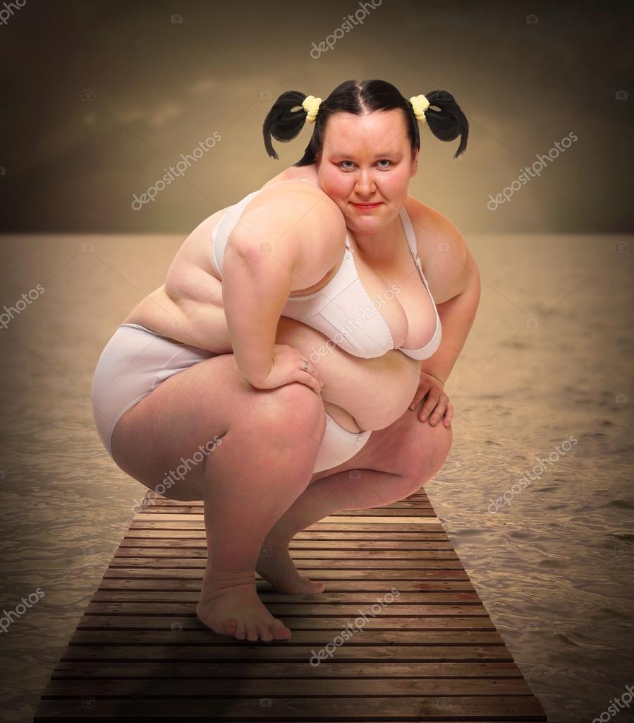 bikini over weight