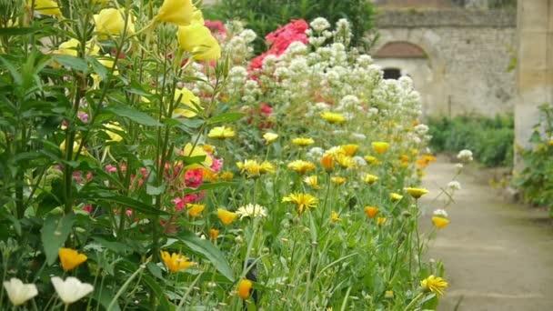 Old walled botanical garden