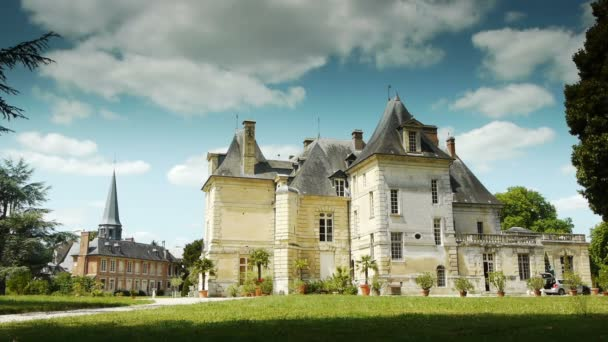 Castello di Acquigny in Francia