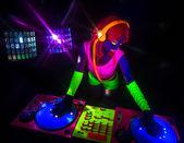 Fényképek szexi uv Neonfény Dj