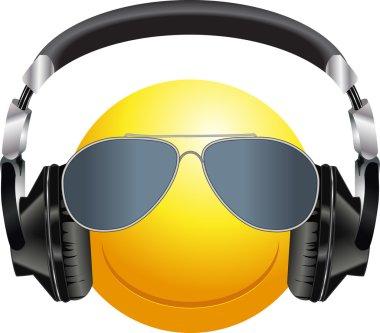 Happy Music Headphones Musical