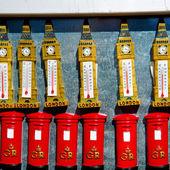 Souvenir    in england london obsolete  box classic british icon — стоковое фото #76892023
