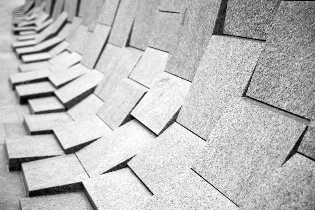 in London Denkmal alte Treppe und Marmor Ancien Linie — Stockfoto ...