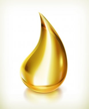 Oil drop icon