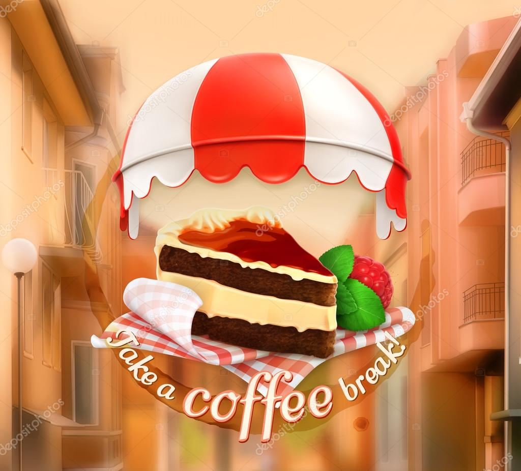 Kaffee Kuchen Eine Einladung Zu Einer Tasse Kaffee Fruhstuck Oder