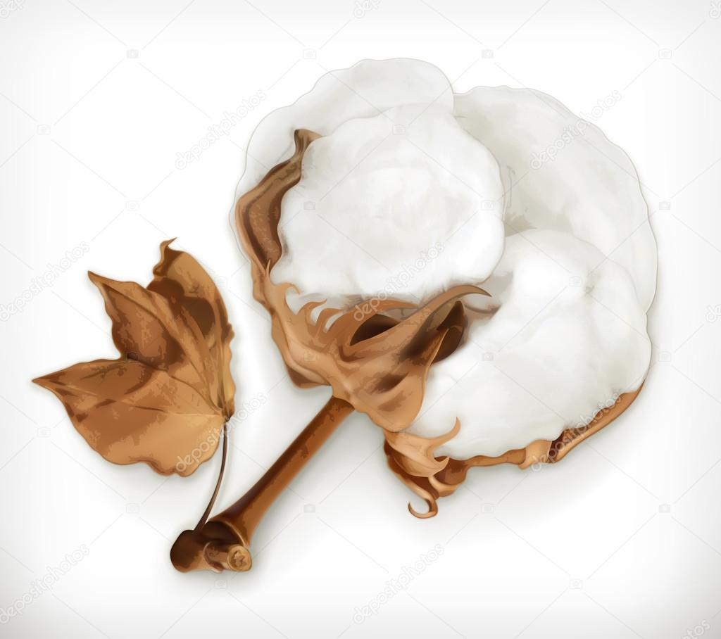Realistic Cotton,   icon