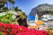 Photo small fisherman village on Madeira island