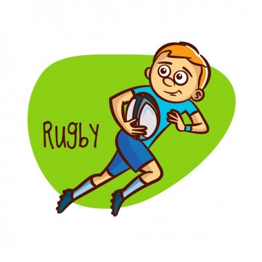 Summer Olympic Games. Sport. Rugby