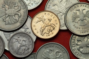 Different Coins of Russia