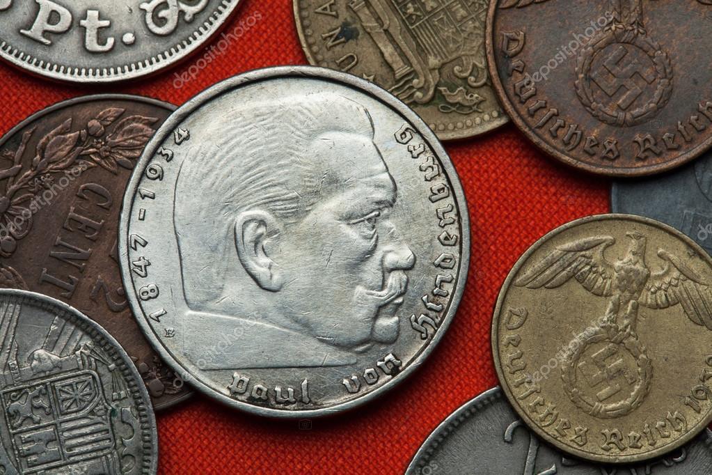 piece de monnaie nazi