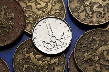 Coins of the Czech Republic