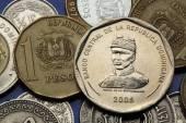 mince z Dominikánské republiky
