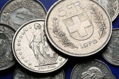 Coins of Switzerland