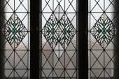 Fotografie Secesní vitráže