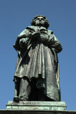 Monument to Ludwig van Beethoven in Bonn