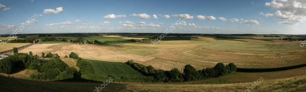 Battlefield of Battle of Waterloo