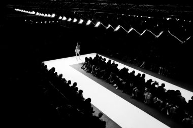 Fashion Show, A Catwalk Event