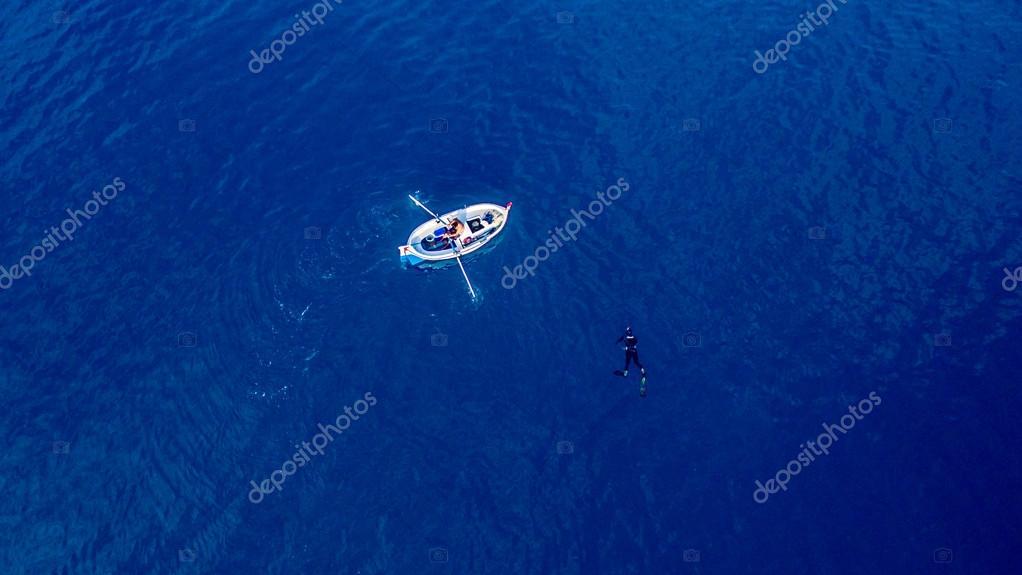 Moring Diving in Blanes