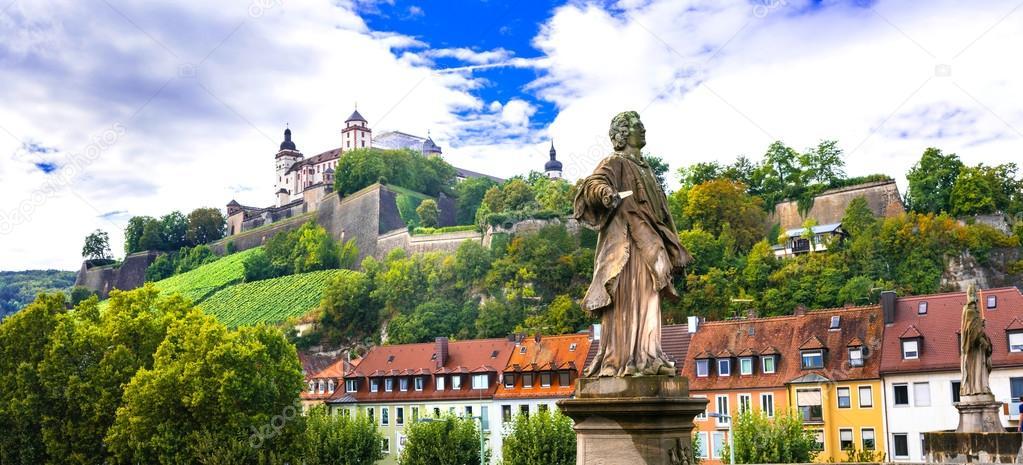 Schöne Städte Bayern
