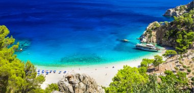 one of the most beautiful beaches of Greece - Apella in Karpathos