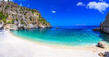most beautiful beaches of Greece - Achata, in Karpathos island