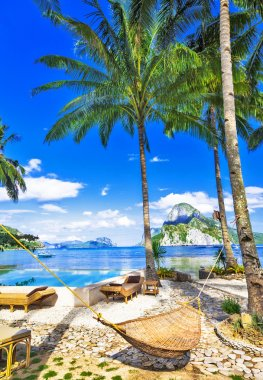 tropical luxury holidays in El Nido. Philippines