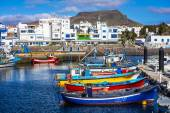 Photo Puerto de las nieves - traditional fishing village in Gran Canaria