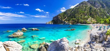 beautiful beaches of Greece - Apella, Karpathos