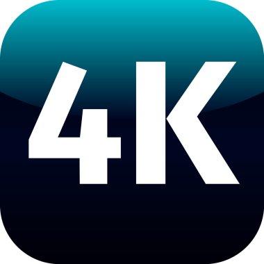 4K Ultra HD TV icon