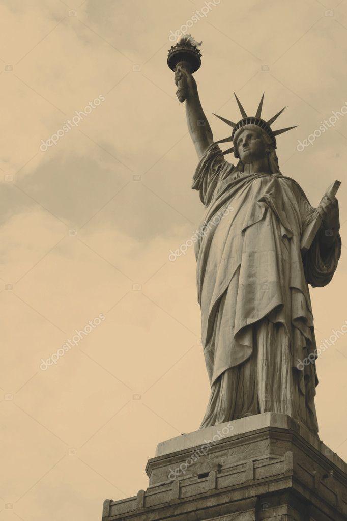 94 картинка статуя свободы