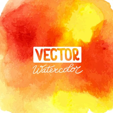 Abstract watercolor background for your design. Eps 8 vector. clip art vector