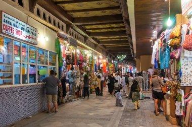 Mutrah Souk, in Mutrah, Muscat, Oman