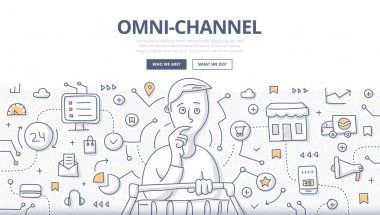 Omni-Channel Doodle Concept