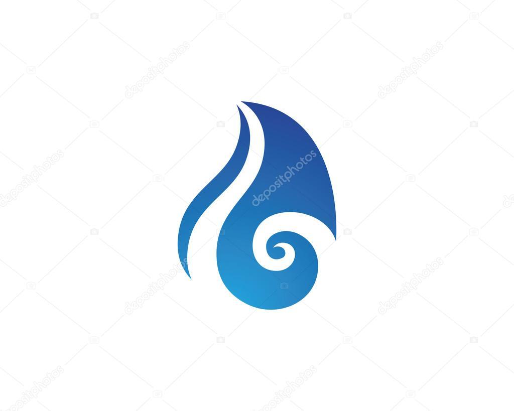 Fire and water drop logo stock vector elaelo 104433562 fire and water drop logo stock vector biocorpaavc Choice Image