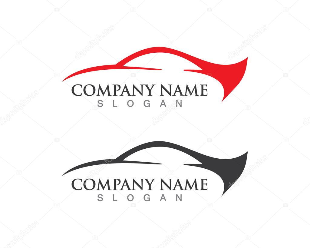 Cars Logo Fast Flash Car Stock Vector C Elaelo 104794914